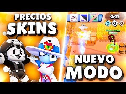 PRECIOS DE LAS NUEVAS SKINS Y NUEVO MODO DE JUEGO | SNEAK PEEK BRAWL STARS - GoDeiK