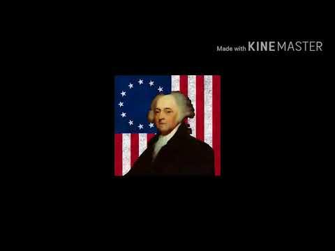 John Adams maddie saylor katie tarantino good