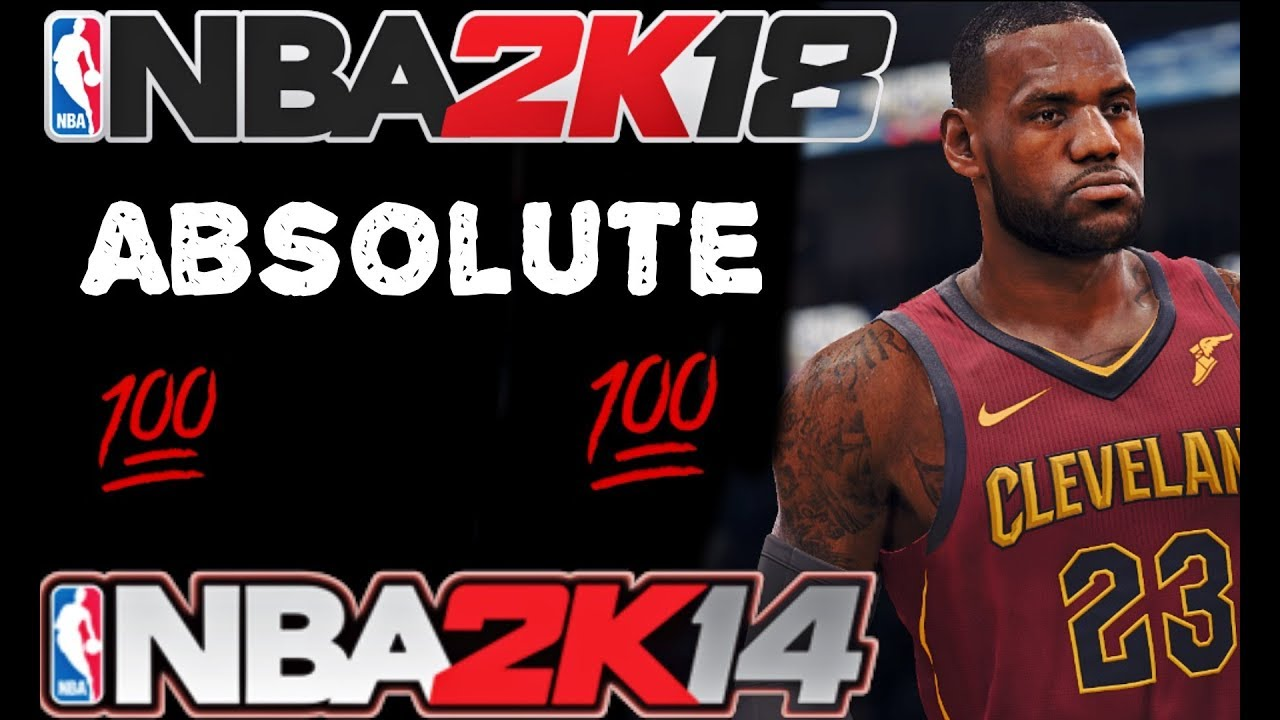 NBA 2K18 Rosters: NBA 2K14 | 2017-2018 Updated Full Patch