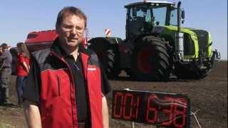 Weltrekord 24 Reihen - 24 Stunden: Das offizielle Video zum Weltrekord