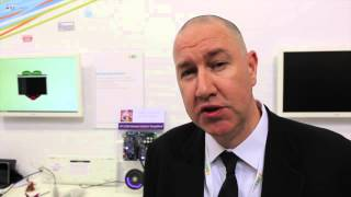 Ross Bannatyne from NXP Semiconductors at Embedded World 2014