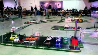 R/C Drift @ International Motorshow 2014 (Luxembourg)