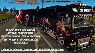 """[""""ets 2"""", """"ets 2 mods"""", """"euro truck simulator 2"""", """"bdm"""", """"bdm chessis"""", """"heavy haul chassis"""", """"daf"""", """"xf105"""", """"daf x105"""", """"daf mod"""", """"daf xf105 mod"""", """"mod review"""", """"bdm trailer""""]"""