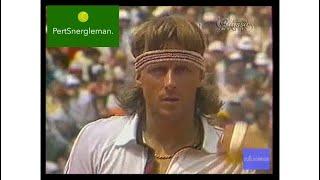 FULL VERSION Borg vs Lendl 1981 Roland Garros