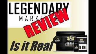 Legendary Marketer Review ( Is It Real )