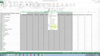 Excel Tipps und Tricks #45 Druckbereich von Tabellen effketiv festlegen