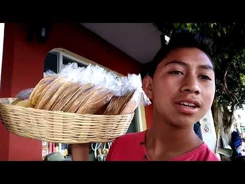 Obleas Mystery Food of Lake Atitlan Guatemala