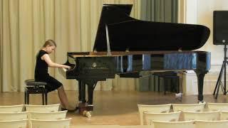 Скачать Моцарт Соната 8 ля минор 1 часть Исп Зверева Светлана Преп В В Романов