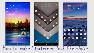Tutorial : How to make Unique Startcreen in Windows Phone