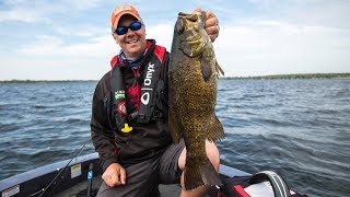 Brandl Dream Trip - Sturgeon Bay Smallmouth Bass - In-Depth Outdoors TV Season 13, Episode 1