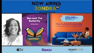 Authors Lounge Reading Ginny Davis