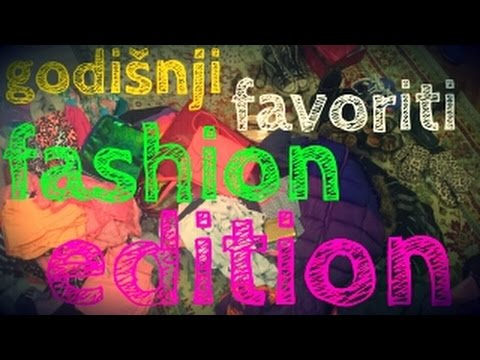 GODIŠNJI FAVORITI 2014. FASHION EDITION