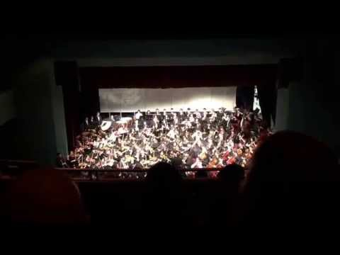 Overture to Nabucco - performed by the 2015 Eastern Regional Orchestra