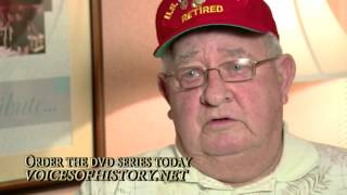 Chuck Hitchborn, USMC, Korean War, Chosin Reservoir