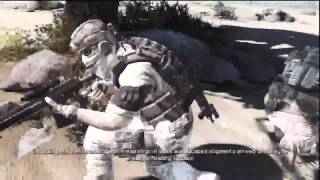 Ghost Recon: Future Soldier - Mission 2 & 3 Cutscenes