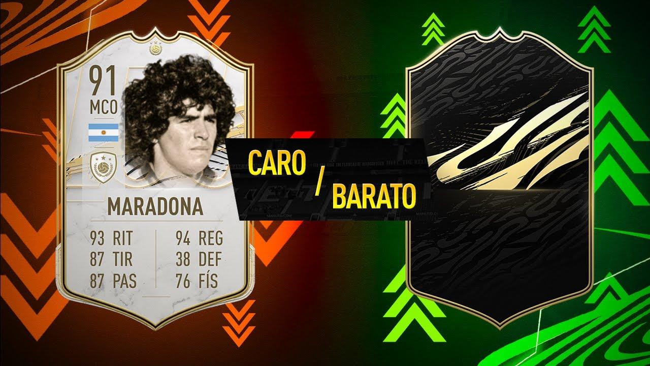 ALTERNATIVAS BARATAS A ICONOS EN FIFA 21 I PARTE 5