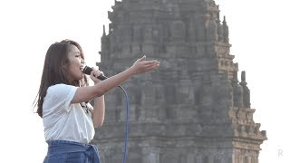Video Hivi! - Pelangi @ Prambanan Jazz 2017 [HD] download MP3, 3GP, MP4, WEBM, AVI, FLV September 2017