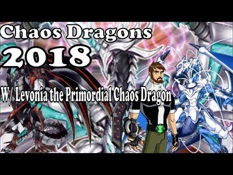 Chaos Dragon Deck 2018