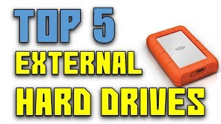 Best External Hard Drives | Top 5 Portable Hard Drive In 2017.