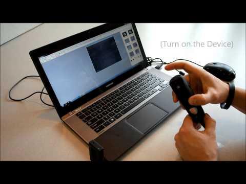 Wireless Veterinary Video Otoscope DE551 by Firefly