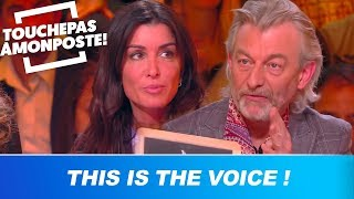 The Voice : TPMP juge l'émission devant Jenifer