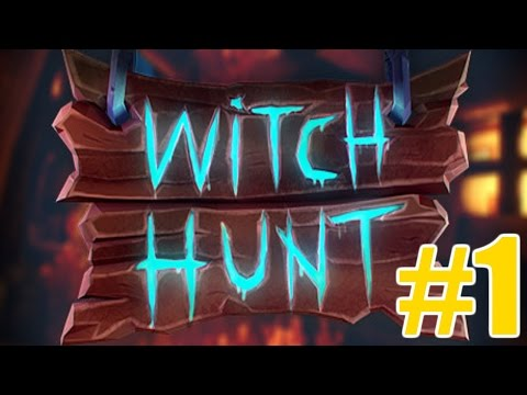 The FGN Crew Plays: Witch Hunt Holiday #1 - Sleigh Bells Ringing (PC)