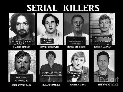 Top 10 serial killers still alive