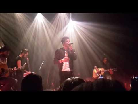 Amir Tour - Au café des délices / Billie Jean - Toulouse - 07/12/16 ♡
