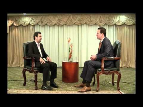 Carlos Loret: Entrevista al Presidente de Irán Mahmoud Ahmadinejad