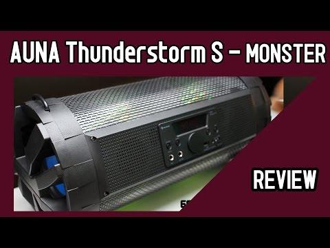 Thunderstorm S Review - Das Bluetooth Lautsprecher MONSTER im Test