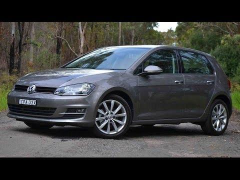 3bec4892dc32 2014 VW Golf 110TDI Highline review - YouTube
