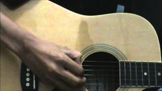 Standard Guitar Tuning EADGBe A = 440 Hz