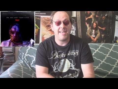Slipknot  - WE ARE NOT YOUR KIND Album Review