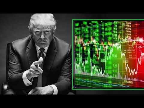 BREAKING: TRUMP'S STOCK MARKET SET ANOTHER RECORD THIS MORNING – HERE ARE THE DETAILS
