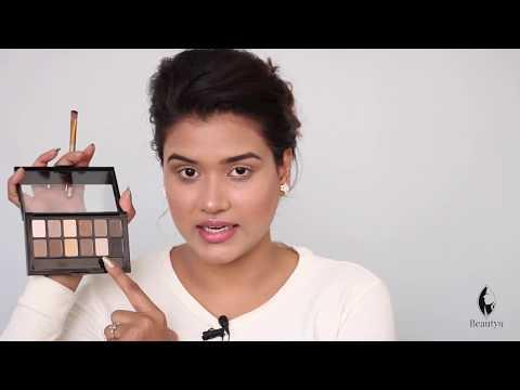 How to Make Small Eyes Look Bigger | Small Eye Makeup in Hindi