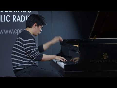 Daniel Hsu performs Frédéric Chopin Polonaise in A flat major, Op 53  Heroic  at CPR's Classical