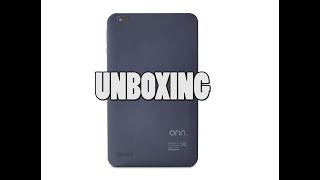 Walmart $64 Onn 8 inch Android Tablet - Unboxing