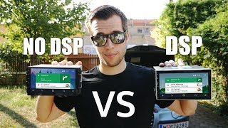Battle of the BEST Android 8 Car Stereos - DSP vs NO DSP UNit !