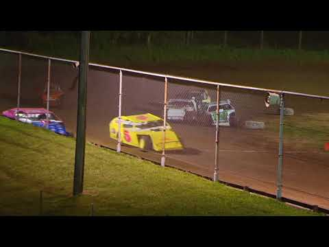Ohio Valley Speedway Sport Modified Feature/Interview 6-22-2019