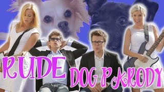 MAGIC!-Rude PARODY (Dog Version)