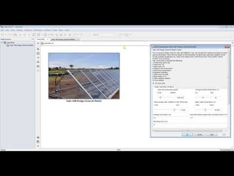 REDS Library: 24. Signal Builder | Data Inspector | Data Extraction | Solar Still Matlab/Simulink Example
