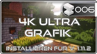 Minecraft Texture Pack installieren deutsch | extrem Grafik Shader | Tutorial | CLM