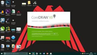 Restaurar as configurações de fábrica do CorelDRAW X8