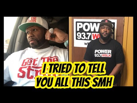 50 Cent Exposes Jay-z + Nas Gets That NEW Amazon Bag $$$