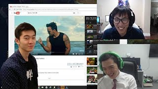 BIOFROST'S PARENTS ON HIM BEING BIODADDY | KKOMA DIES TO DESPACITO - LoL Funny Stream Moments #156
