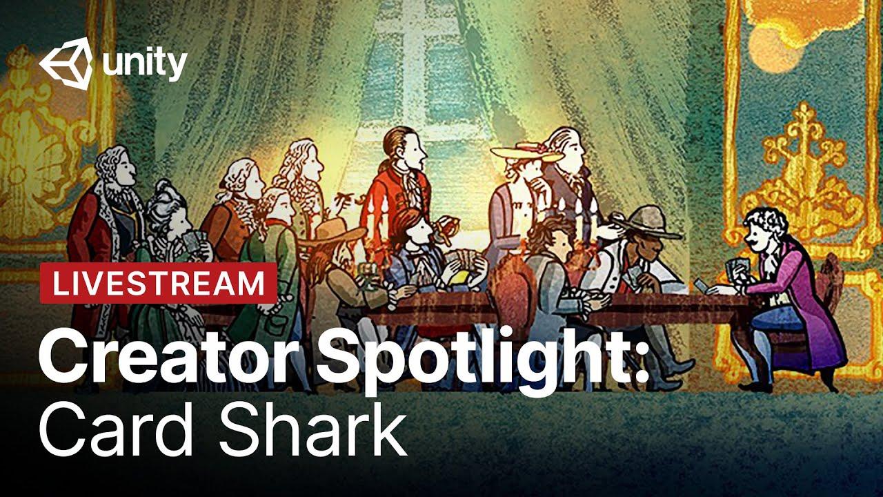 Creator Spotlight: Card Shark by Nerial   Devolver Digital