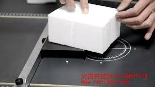 전기 와이어 절단기 스티로폼 열선 원형 직선 커팅기