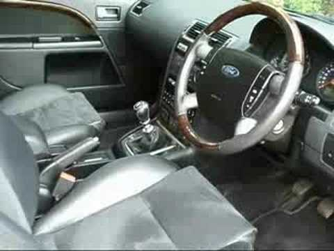 2005 Ford Mondeo 30 V6 Ghia X Sold Youtube