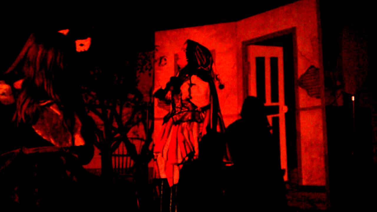 Greenfield village Halloween 2012 - YouTube