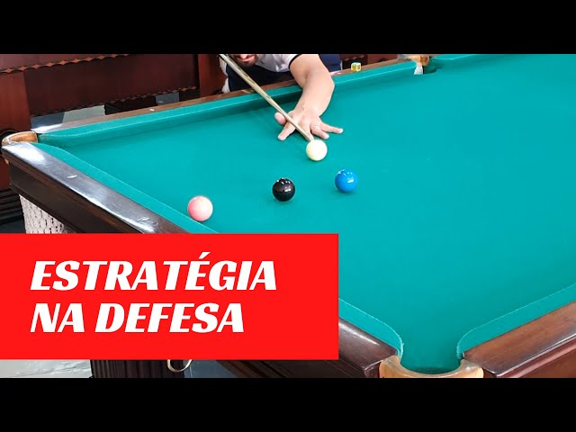 Estratégia na defesa: Bate Bola Com Noel 4